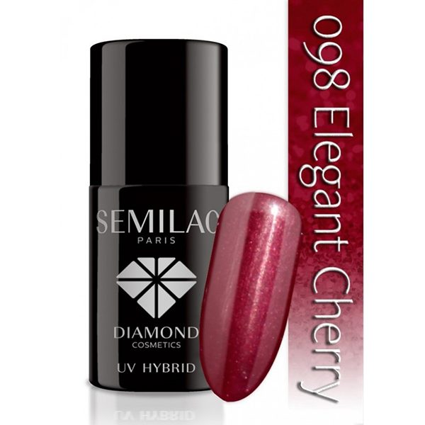 UV Hybrid Semilac Elegant Cherry