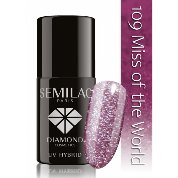 UV Hybrid Semilac Miss of The World