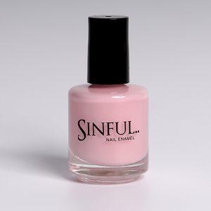Sinful nail polish nude