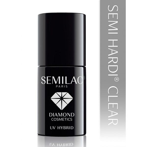UV Hybrid Semilac Hard Clear
