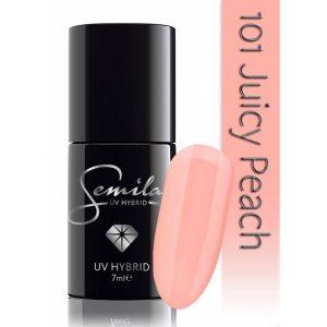 UV Hybrid Semilac Juicy Peach