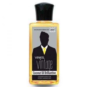 Vines Vintage Coconut Oil Brilliantine