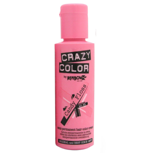 Crazy Color Candy Floss
