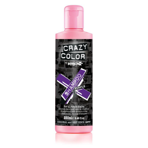Crazy Vibrant Color Shampoo Purple