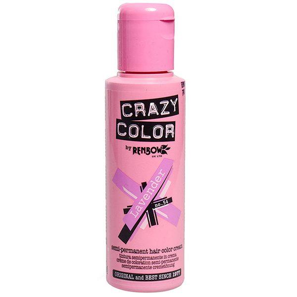 Crazy Color Hair Dye Lavender