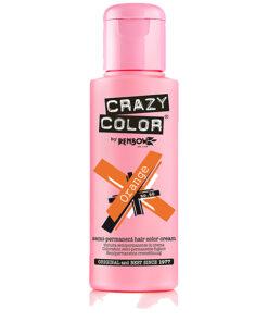 Crazy Color Orange Semi-permanent Dye