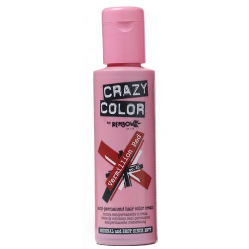 Crazy Color Vermillion
