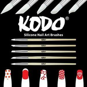 Kodo Silicon Nail Art 5pk