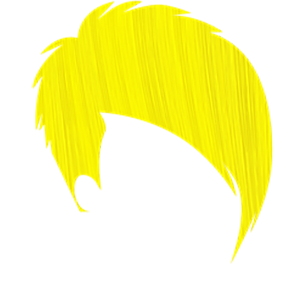 Crazy Color Canary Yellow 2