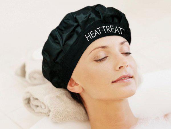 Heat Treat Casque Chauffant pour soins profonds