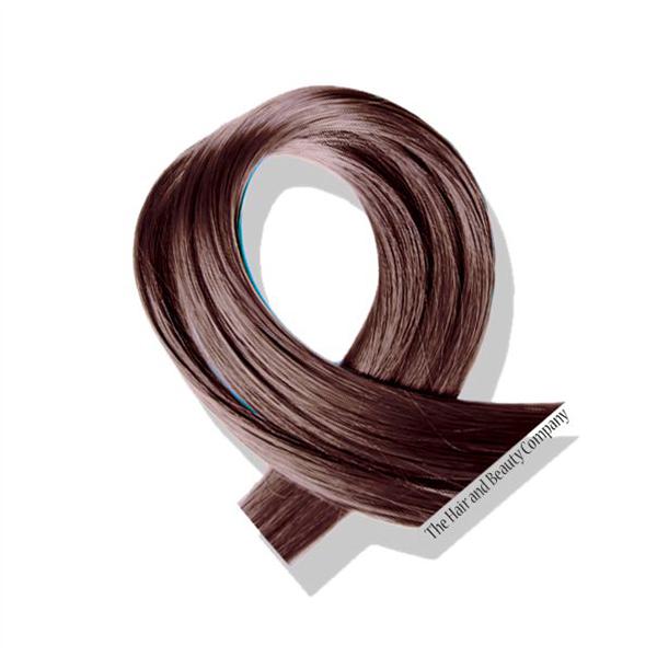 Meche marron glac amazing le marron glac couleur de cheveux tendance nuances de la couleur en - Meche marron glace ...