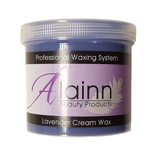 Alainn Cream Wax Lavender