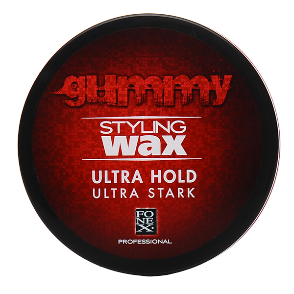Gummy Styling Wax Ultra Hold 150ml 1