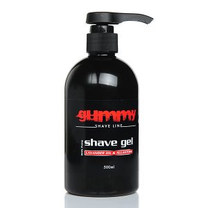Gummy Shaving Gel 500ml