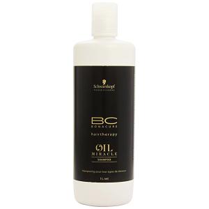 Schwarzkopf Bonacure Miracle Oil Shampoo 1000ml