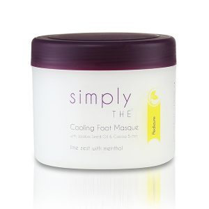 Cooling Foot Masque