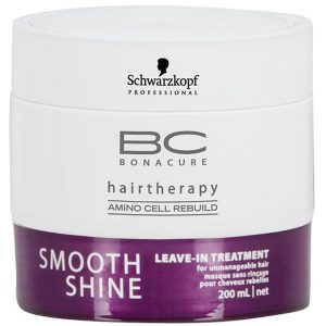 Schwarzkopf Bonacure Smooth Shine Leave