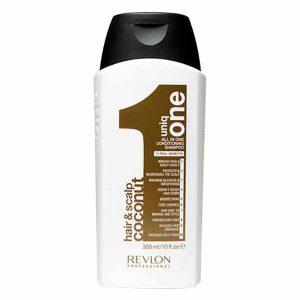 Revlon Uniq One Coconut Conditioning Shampoo 300ml new