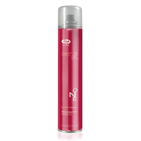 Lisap Milano Lisynet One Extra Strong Hold Spray 500ml