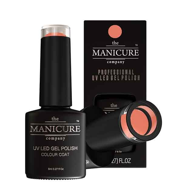 The Manicure Company UV LED Gel Polish Mistress Mocha 007 8ml