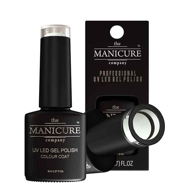 Manicure Company UV LED Gel Polish True White 002 8ml