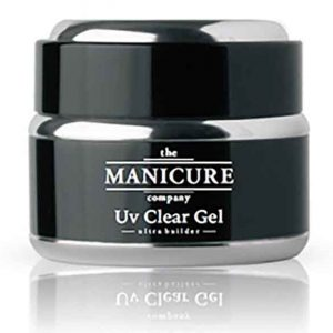 Manicure Company Ultra Clear UV Gel Builder