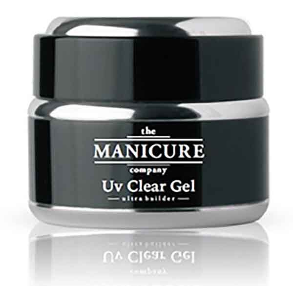 Manicure Company Ultra Clear UV Gel Builder