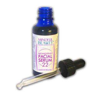 Mindful Beauty Aromatherapy Facial Serum 22 30ml