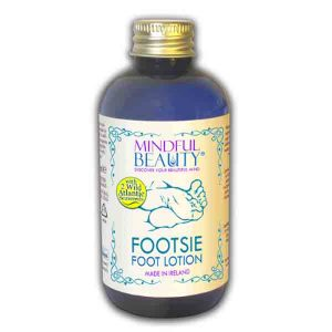 Mindful Beauty Footsie Foot Lotion 100ml