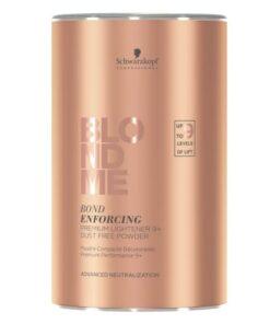 Schwarzkopf Blondme Bond Enforcing Premium Lightener 450g