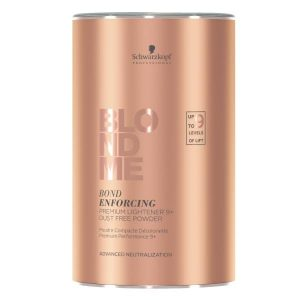 Schwarzkopf Blondme Bond Enforcing Premium Lightener 450g