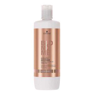 Schwarzkopf Blondme Keratin Restore Shampoo 1L