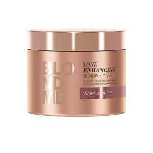Schwarzkopf Blondme Tone Enhancing Mask Warm Blondes 200ml 2
