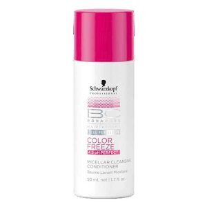 Schwarzkopf Bonacure Color Freeze Micellar Cleansing Conditioner 50ml