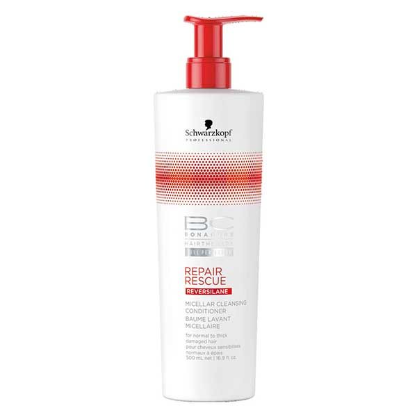 Schwarzkopf Bonacure Repair Rescue Micellar Cleansing Conditioner 500ml