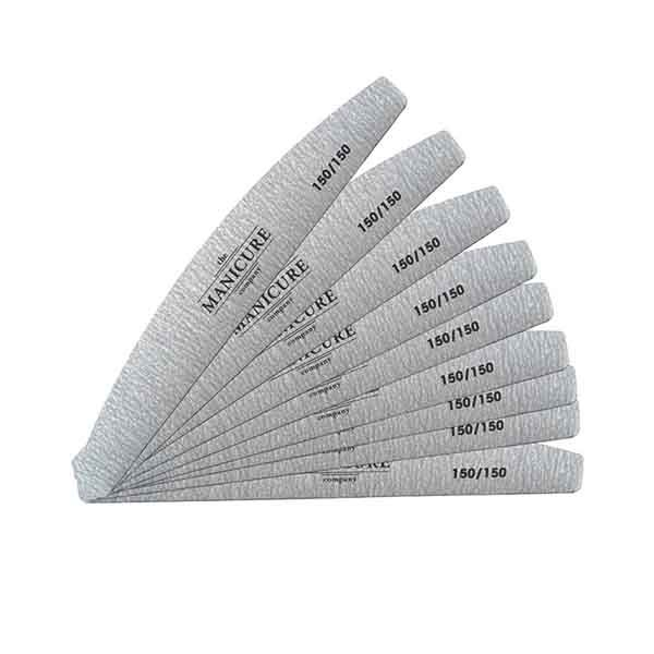The Manicure Company 150 150 GRIT Professional Nail Files