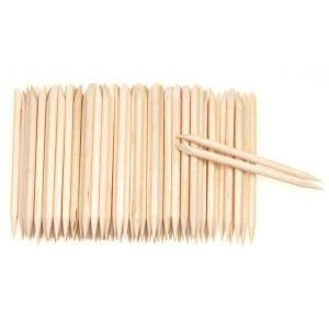 The Manicure Company Orange Sticks 100 pk