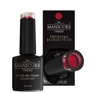 The Manicure Company UV LED Gel Polish Creme De Violet 013 8ml