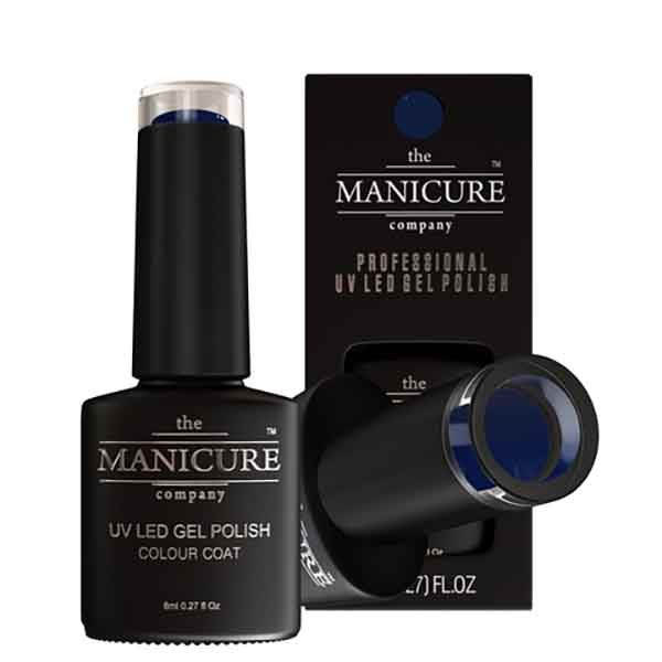 The Manicure Company UV LED Gel Polish New To Navy 028 8ml