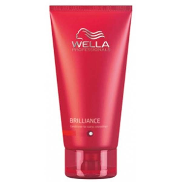 Wella Brilliance Conditioner Fine Hair 200ml