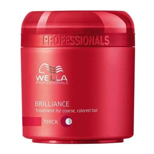 Wella Brilliance Hair Mask Coarse Hair 500ml