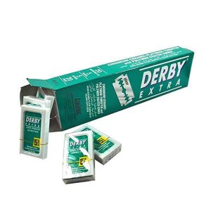 Derby Extra Double Edge Razor Blades 100ct