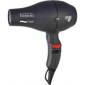 ETI Stratos Fusion Light Hair Dryer Black