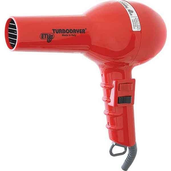ETI Turbo Dryer 2000 Red