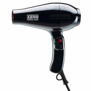 Gamma Piu 3200 Hair Dryer Black