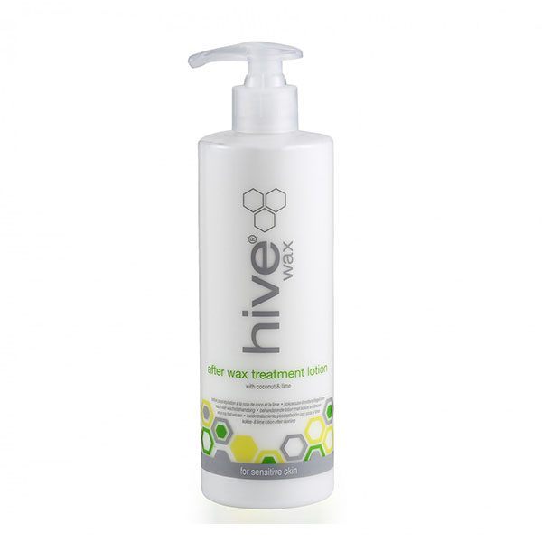 Hive After Wax Treatment Lotion Coconut And Lime 400ml