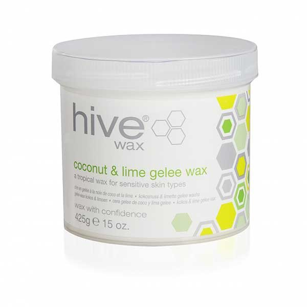 Hive Coconut and Lime Gelee Wax 425g