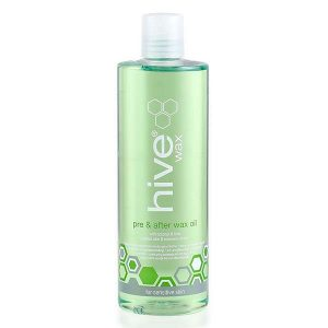 Hive Pre and After Wax Oil with Coconut and Lime 400ml