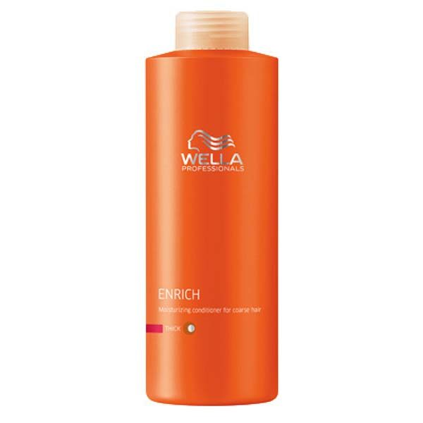 Wella Enrich Conditioner Coarse Hair 1000ml