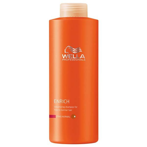 Wella Enrich Conditioner Fine Hair 1000ml